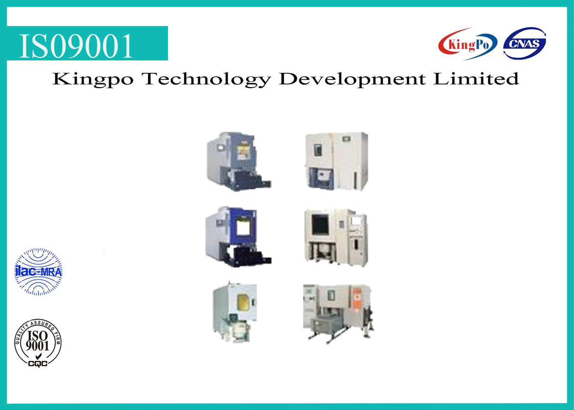 Three Comprehensive Environmental Testing Equipment , Climatic Test Chamber