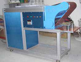 Vacuum Cleaner Current - Carrying Hose Wear Testing Machine IEC60335-2-2 Cl.21.102 Resistant To Abrasion